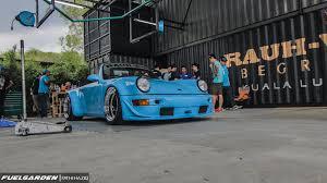 porsche 964 cabriolet rwb malaysia porsche 911 964 cabriolet u0027miyabi u0027 the garage kl