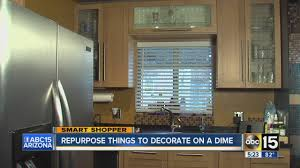 repurpose things to decorate on a dime youtube