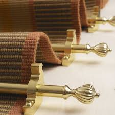 Silver Stair Rods by Stair Rods Ironmongery The Victorian Emporium