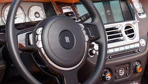 rolls royce steering wheel no 9 rolls royce dawn u2013 robb report