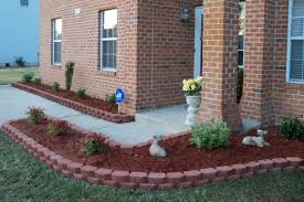 garden brick wall design ideas fabulous retaining wall design ideas designoursign