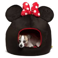 small pet beds disney minnie mouse pet dome beds petsmart pet perks