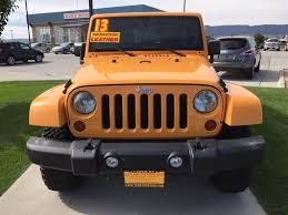 jeep wrangler orange jeep wrangler suv in wyoming for sale used cars on buysellsearch