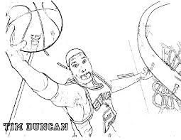 basketball player coloring sheets high quality coloring pages