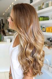 does hair look like ombre when highlights growing out subtle caramel ombré don t bleach your ends you ll fry them
