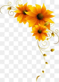 Yellow Flower - yellow flowers png vectors psd and icons for free