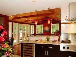 interior design ideas kitchen color schemes pendant light rustic view vanity sink decor color schemes for