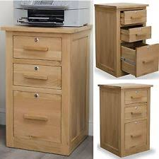 Yew Filing Cabinets Desk With Filing Cabinet Ebay
