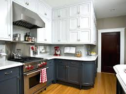 traditional two tone kitchen cabinets ideas pictures of kitchens
