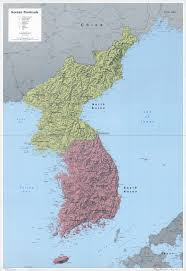 Southern Russia Regions Map2 U2022 by Printable Map Of Korea Airports With Map Of Korea Airports