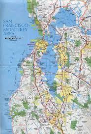 Bay Area Map Online Maps San Francisco Neighborhood Map