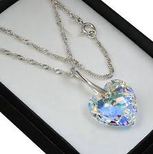 crystal necklace swarovski images Swarovski crystal necklace ebay jpg