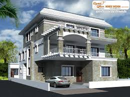 5 bedroom modern triplex 3 floor house design area 240 sq mts
