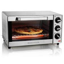 Best Small Toaster Hamilton Beach 4 Slice Toaster Oven 31401