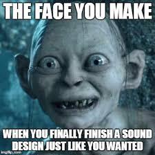 Meme Design - gollum meme imgflip