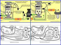 gfci outlet with light switch how to wire a gfci outlet with two switches in one box switch