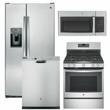 stainless steel kitchen appliances 9 ge appliance package 4 piece appliance package with gas range