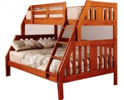Bunks Single  Double QLD Bedding Furniture - Double top bunk bed