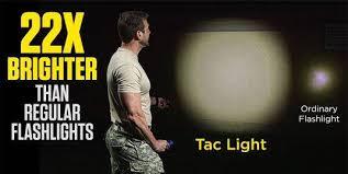 tac light flash light tac light military grade high performance tactical flashlight