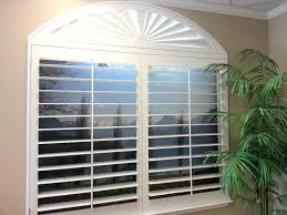 window blinds arched blinds for windows window covering ideas