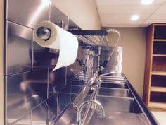 commercial kitchen backsplash recent vision commercial kitchen project at doubletree by