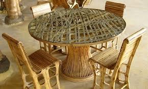 Bamboo Dining Room Chairs Bamboo Furniture U2022 Nifty Homestead