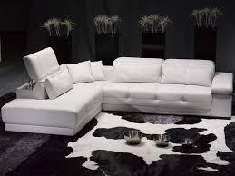 furnitures white sofa lovely vig furniture black and white bonded