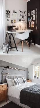Gravity Home Bedroom With Workspace In A D Scandinavian - Scandinavian bedrooms