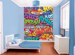 graffiti boys bedroom graffiti wallpaper for teen boys bedroom bedroom wallpaper