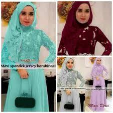 Baju Muslim Brokat bbg dewi baju brokat muslim untuk lebaran 2015 plazabajumuslim