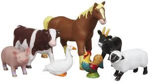 Toy Barn With Farm Animals Toy Farm Animals Toys For Prefer
