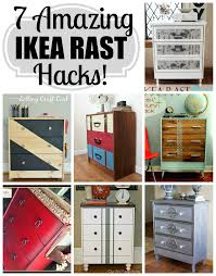 Ikea Wall Art To French by Suitcase Dresser U2013 Ikea Rast Hack In The Garage