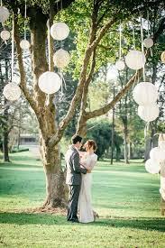 deco mariage original mariage inspiration pour une décoration de jardin originale
