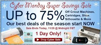 1 day only cyber monday sale best deals of the season craft e