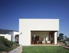 small stone hillside home design for a small plot dream home