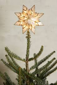 anthropologie u0027s christmas arrivals ornaments star tree topper