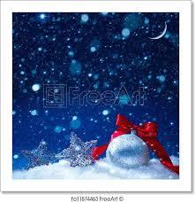 snow decoration free print of snow christmas decoration magic lights