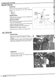 2006 2014 honda trx250ex x sportrax service manual