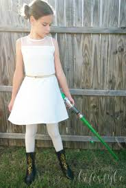 Princess Leia Halloween Costume Tips Homemade Halloween Costumes