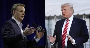 Nfl Challenge Flag Donald Trump Threatens Nfl Stadium Tax Breaks Washington Times