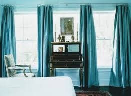 teal blue curtains bedrooms which colored curtains go with light blue walls quora