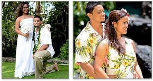 hawaiian weddings hawaiian wedding clothes jade fashion aloha wear clothing store