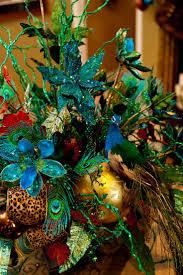 86 best peacock christmas ideas images on pinterest christmas