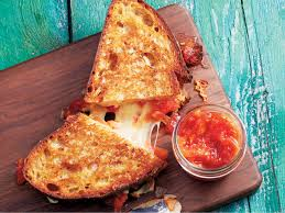 grilled cheese with tomato jam chatelaine