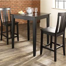 3 piece table and chair set elegant dining room set for 2 bar height tables chairs narrow 2