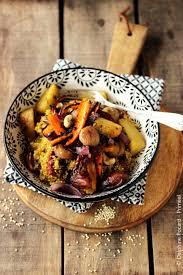 cuisine sucré salé recette végétarienne tajine d hiver au quinoa en sucré salé