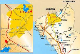 sinaloa mexico map tour by mexico el fuerte in sinaloa state mexico