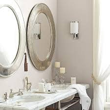 framed bathroom mirrors brushed nickel bathroom mirror ideas double vanity white round undermount sink