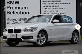 white bmw 1 series sport used bmw 1 series 2017 for sale stock tradecarview 20745036