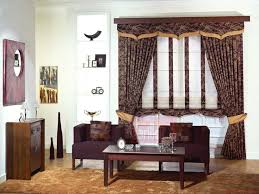 Light Brown Living Room Curtain Brown Curtains With Design Ideas Dark And Light Brown